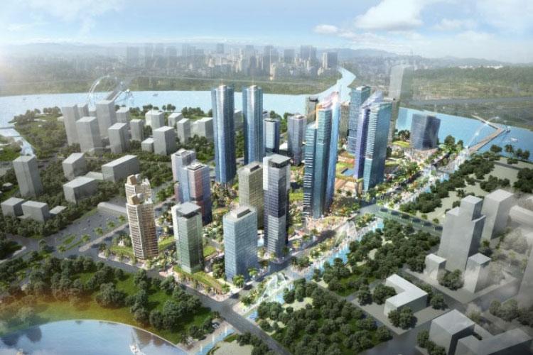 eco smart city thu thiem quan 2