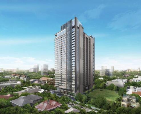 phoi canh the marq hongkong land