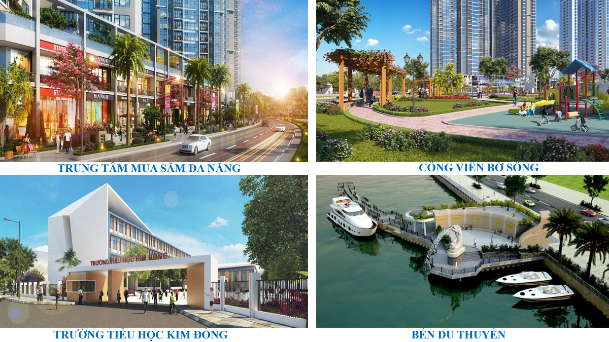 Eco Green Sài Gòn quận 7 - Điểm vàng căn hộ đặc sắc nhất tại khu Nam. 1