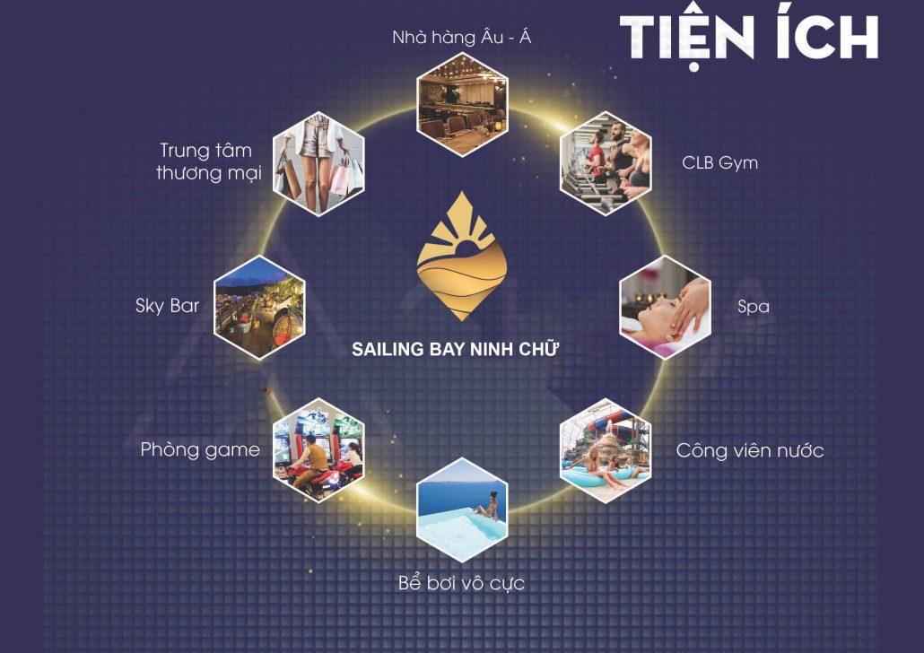 tien ich ninh chu sailing bay