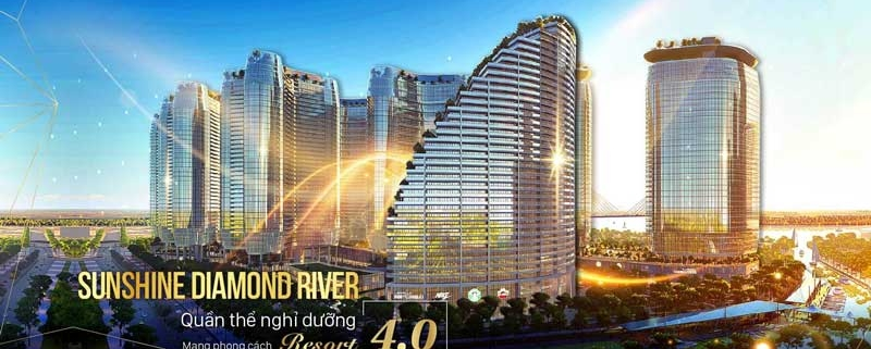phoi canh can ho sunshine diamond river