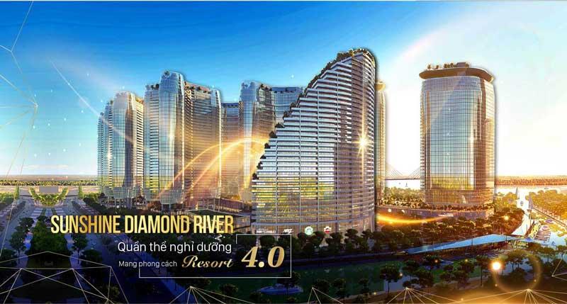 phoi canh can ho sunshine diamond river