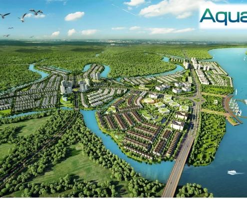 tong the aqua city